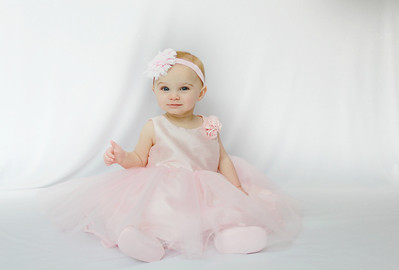 Avery's 1st Birthday Pictures