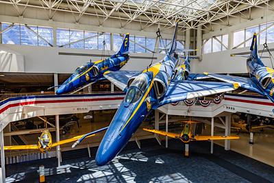 Blue Angels Atrium