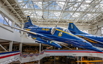 Blue Angels Atrium