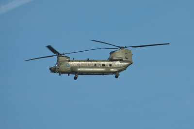 Chinook ZH903 on 17/10/2012