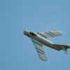 Mig 17, McCord Airshow 07/08