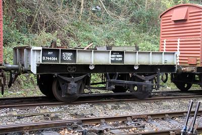 22t Strip Coil B744084 ex Port Talbot  04/12/11