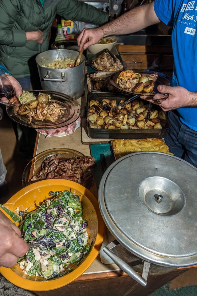 OSONZAC mid winter dinner