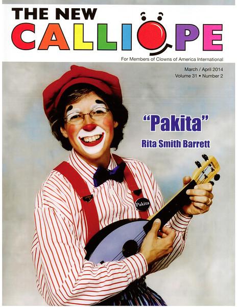 Pakita, Rita the Clown