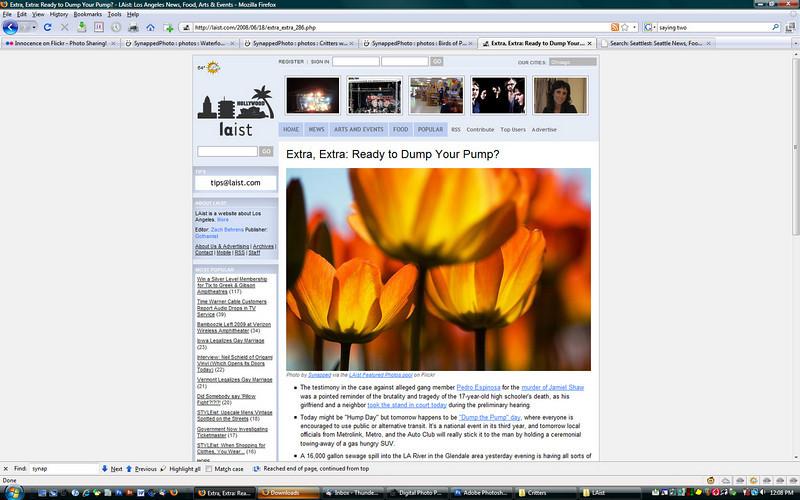 2008 6-18 LAist online newspaper