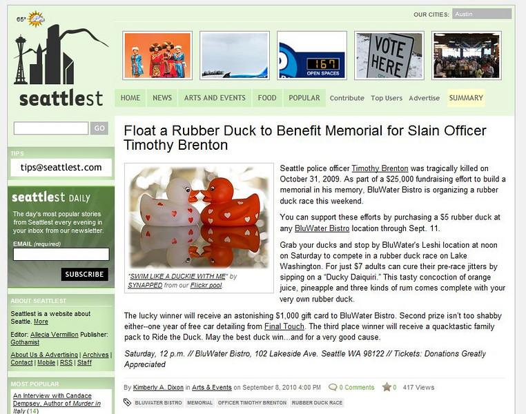 2010 09-08 Seattlest online news