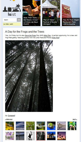 2011 04-29 LAist (Part 4) online news