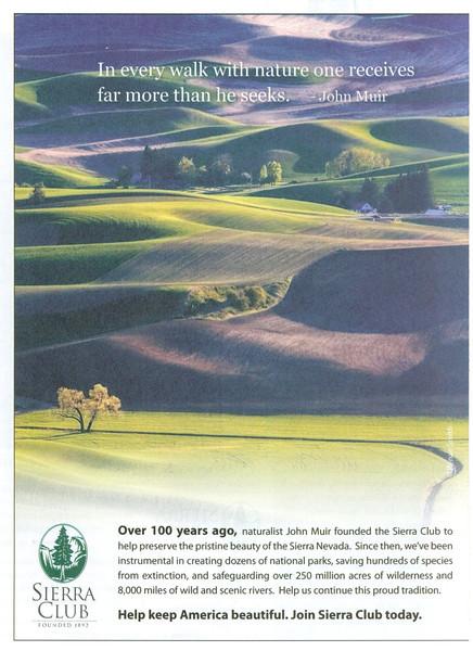 2011 11-12 (Nov/Dec) Sierra membership insert