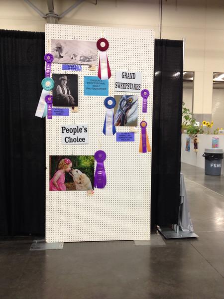 People's Choice Award at Clark County Fair 2014