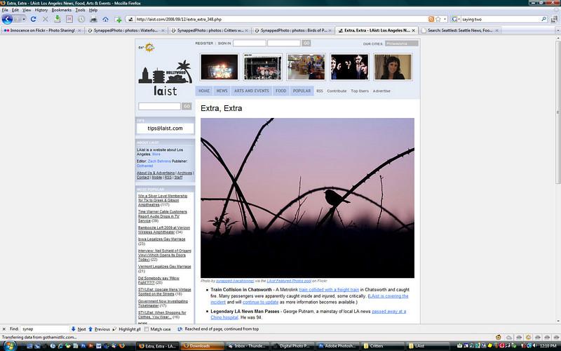 2008 6-12 LAist online newspaper