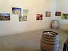 2014-06 (July) Art show at Something Big Cellars