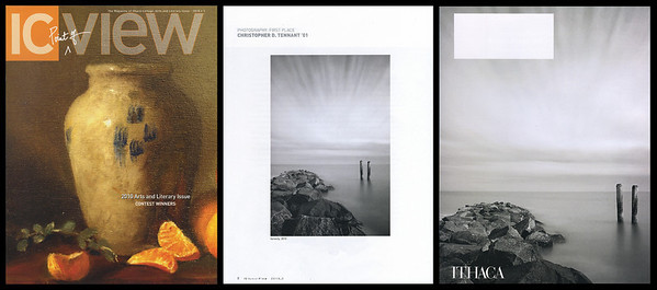 """In the 2010 I was awarded first place in the photography category of my alma mater's (undergraduate) """"Literary and Arts"""" issue of the alumni magazine."""