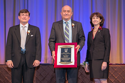 John A Thornton Memorial Award and Lecture, October 30 2013