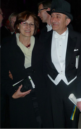 Doctor honoris causa,  May 15, 2009, Linköping University,  Sweden