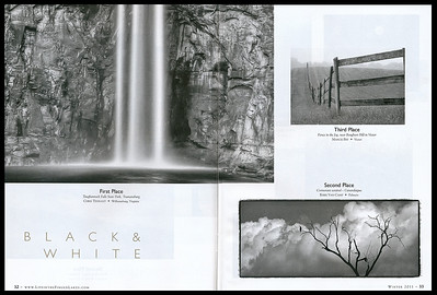 First place in the Black & White category in Life in the Finger Lakes 2011 Photo Contest.