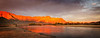 Ulgii Sunrise, Western Mongolia<br /> Bronze Award<br /> Epson Internationla Pano Awards 2012