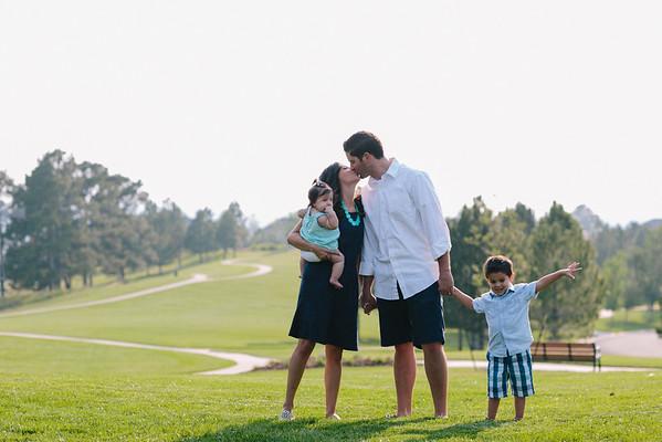 Ayon & Schuler | Family 2015