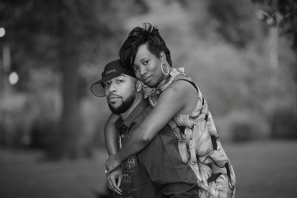 Azure & Fenny Engagement Photos