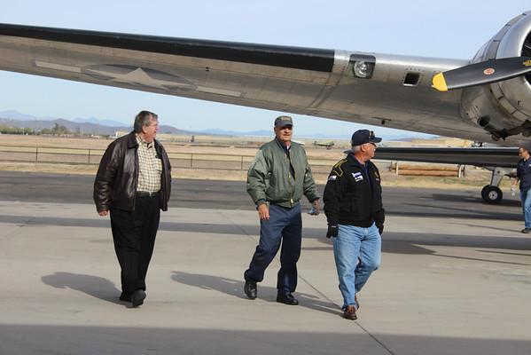 B-17 flight 12-28-13
