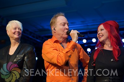 THE B-52'S LIVE! MCLEAN, VIRGINIA. OCTOBER 2015