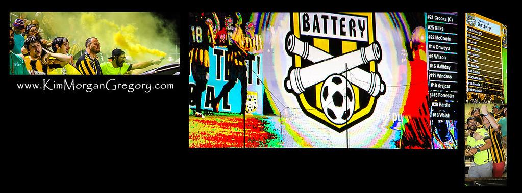 BATTERY v RANGERS FC | 7- 6-16
