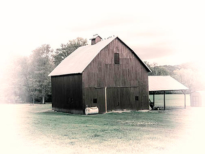Capon Springs Barn