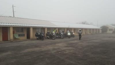 Morning Fog Comstock TX