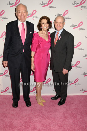 Leonard Lauder, Evelyn Lauder, Larry Norton<br /> photo by Rob Rich © 2009 robwayne1@aol.com 516-676-3939