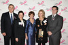 Mike Tucci, Judy Garber,Myra Biblowit, Silvia Formenti, Todd Kahn<br /> photo by Rob Rich © 2009 robwayne1@aol.com 516-676-3939