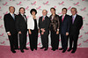 Doctors Eduardo Cazap, Alan Asworth, Ephrat Levy-Lahad, Larry Norton, Martine piccart-Geghart, Clifford Hudis, Jose Baselga<br /> photo by Rob Rich © 2009 robwayne1@aol.com 516-676-3939