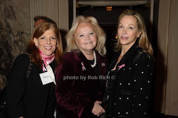 Robbie Franklin, Jane Pontarelli, Roberta Amon<br /> photo by Rob Rich © 2009 robwayne1@aol.com 516-676-3939