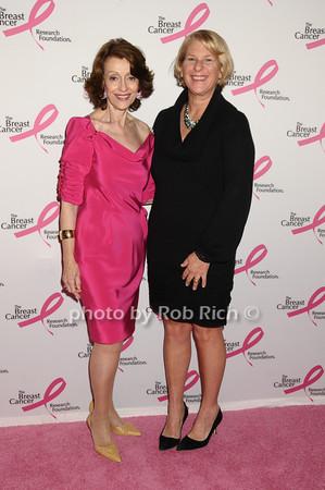 Evelyn Lauder, Kay Krill<br /> photo by Rob Rich © 2009 robwayne1@aol.com 516-676-3939
