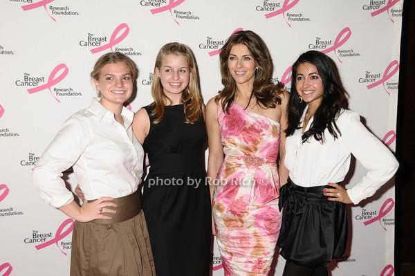 guests, Elizabeth Hurley<br /> photo by Rob Rich © 2009 robwayne1@aol.com 516-676-3939