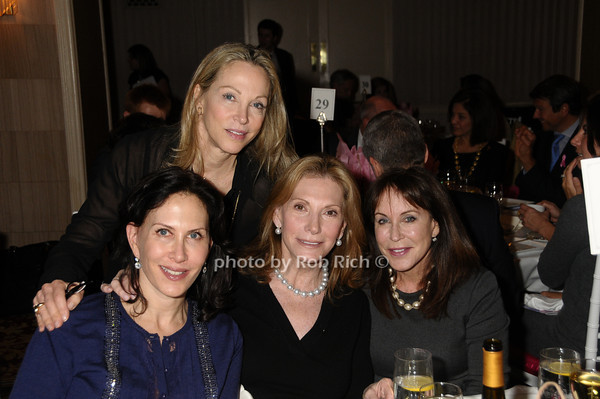 Roberta Amon (b), guest,Victoria Furman, Andrea Stark<br /> photo by Rob Rich © 2009 robwayne1@aol.com 516-676-3939