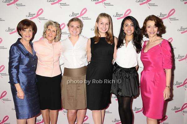 Myra Biblowit, guests, Evelyn Lauder<br /> photo by Rob Rich © 2009 robwayne1@aol.com 516-676-3939