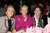 Dasha Epstein,Melva Bucksbaum, Beth Rudin de Woody<br /> photo by Rob Rich © 2009 robwayne1@aol.com 516-676-3939