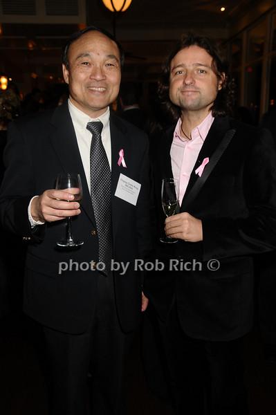 Zhigang Charles Wang, guest<br /> photo by Rob Rich © 2009 robwayne1@aol.com 516-676-3939