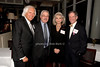 Joseph Taub, Neal Rosen, Arlene Taub & Kenneth Offit<br /> photo by K.Doran for Rob Rich © 2009 robwayne1@aol.com 516-676-3939