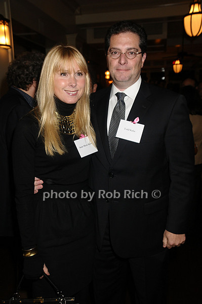 Anne-Marie Kahn,Todd Kahn<br /> photo by Rob Rich © 2009 robwayne1@aol.com 516-676-3939