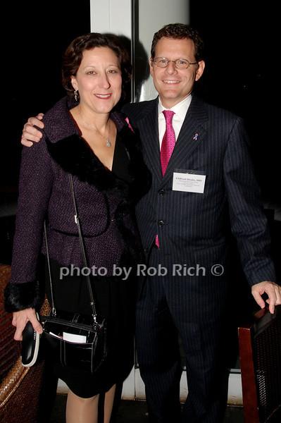 Hope Rugo & Clifford Hugis<br /> photo by K.Doran for Rob Rich © 2009 robwayne1@aol.com 516-676-3939