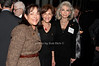 Laura Lassman, Myra Biblowit & Arlene Taub<br /> photo by K.Doran for Rob Rich © 2009 robwayne1@aol.com 516-676-3939