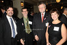 Francisco Esteva, Charles Loprinzi, Gabriel Hortobagyi, Kathy Miller<br /> photo by Rob Rich © 2009 robwayne1@aol.com 516-676-3939