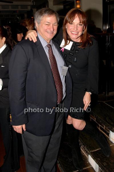 Arnold Levine & Tricia Quick<br /> photo by K.Doran for Rob Rich © 2009 robwayne1@aol.com 516-676-3939