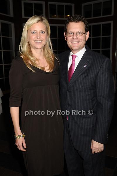 Cynthia Lufkin, Cliff Hudis<br /> photo by Rob Rich © 2009 robwayne1@aol.com 516-676-3939