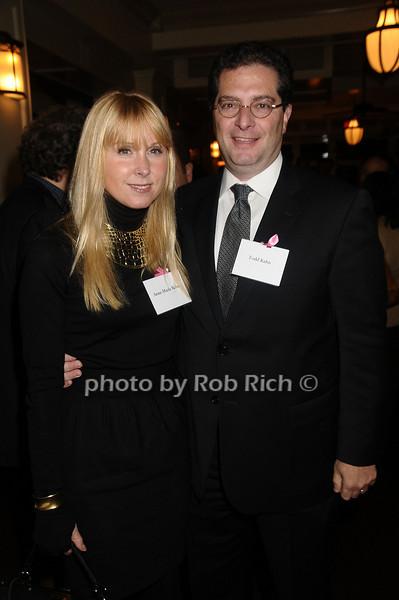 Anne-Marie Kahn,Todd Kahn<br /> photo by Rob Rich © 2009 robwayne1@aol.com 516-676-3939