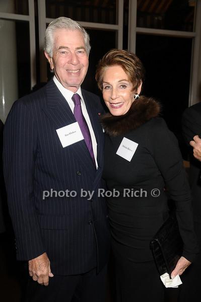 Alan Blinken, Melinda Blinken<br /> photo by Rob Rich © 2009 robwayne1@aol.com 516-676-3939