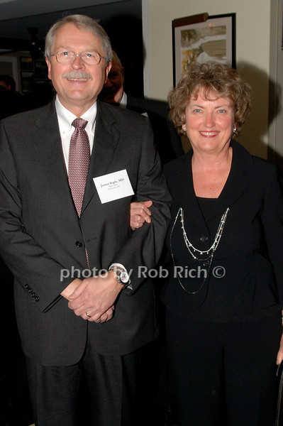 James Ingle & Carol Fabian<br /> photo by K.Doran for Rob Rich © 2009 robwayne1@aol.com 516-676-3939