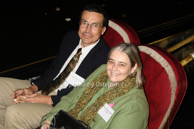 Charles Perou, Fatima Cardoso<br /> photo by Rob Rich © 2009 robwayne1@aol.com 516-676-3939