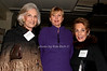 Joan Marks, Hedvig Hricak & Melinda Blinken<br /> photo by K.Doran for Rob Rich © 2009 robwayne1@aol.com 516-676-3939