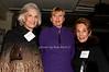 Joan Marks, Hedvig Hricak & Melinda Blinken<br /> photo by K.Doran for Rob Rich © 2009 robwayne1@aol.com 516-676-3939